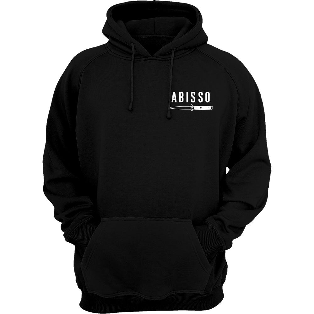 Abisso Basic Stiletto Hoodie