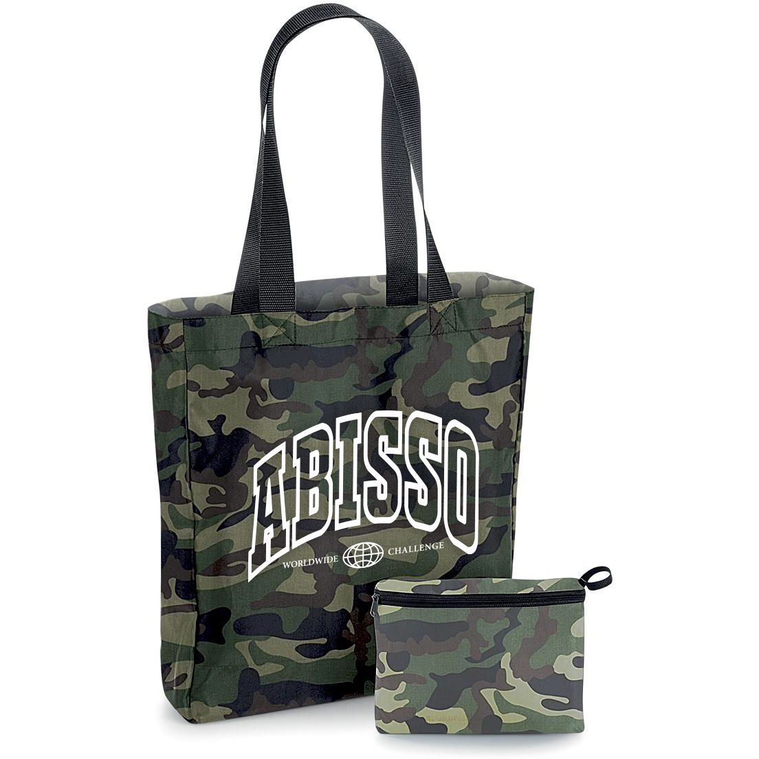 Abisso Camo Shopper